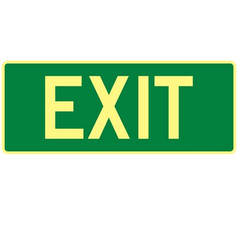 Exit A exit sign png www pixshark images galleries with a