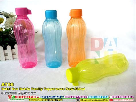 Tupperware Eco Family 4 tupperware eco bottle 310ml souvenir pernikahan