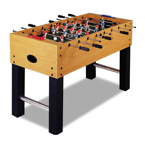 Soccer Foosball Table by Dmi Sports 52 Quot Soccer Foosball Table