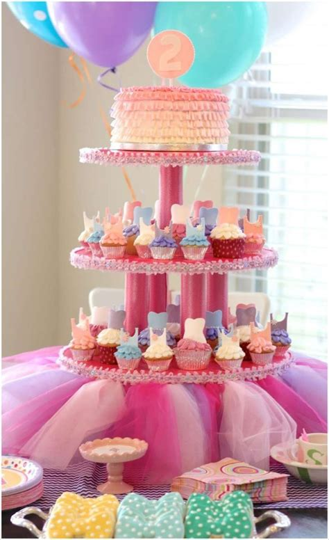 Cupcake Stand 2 couture cupcake stand 2 wonderfuldiy