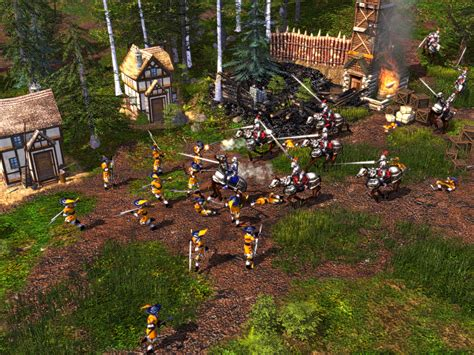 Of The Age 3 age of empires iii the warchiefs agemania age of