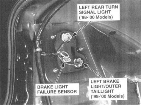 2010 honda accord brake light bulb how to change brake light honda accord 2010