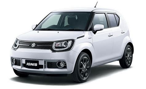 The New Suzuki New Suzuki Ignis Lands In Europe Plans To The