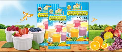 Happy Grass Serbuk Jelly Kelapa fruit beancurd pudding powder with mango flavor fruit