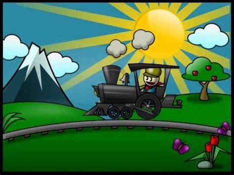 videos cortos de manoseos en el tren cuento cantado corto para ni 241 os el tren youtube