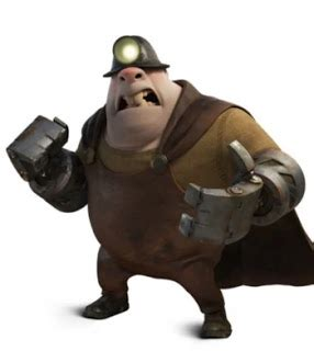 the underminer | fictional characters wiki | fandom