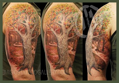 tattoo sleeve family biagio s tattoo gallery tattoos half sleeve quot family
