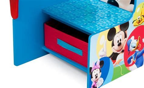 minnie mouse toddler chair desk with bonus storage bin delta children chair desk with storage bin