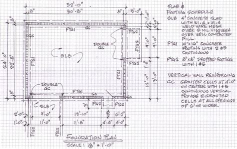sample of a house plan