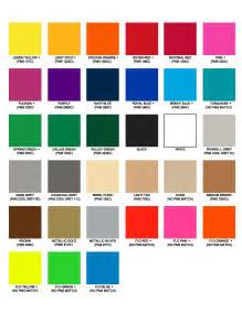 pantone color swatches heat transfer ink colors color chart swatches