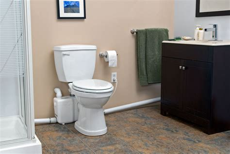 how do saniflo up flush toilets work abode