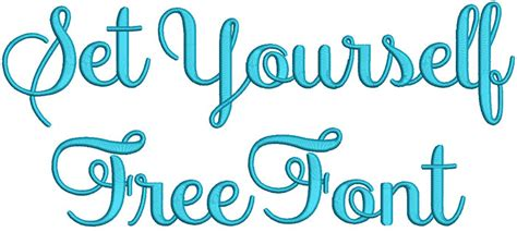 embroidery pattern font free download set yourself free embroidery font