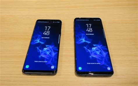 samsung galaxy s9: release date, specs, colours, price and