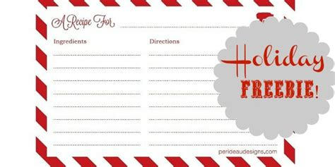 preschool cookie recipe card template free printable recipe cards celebrations at home