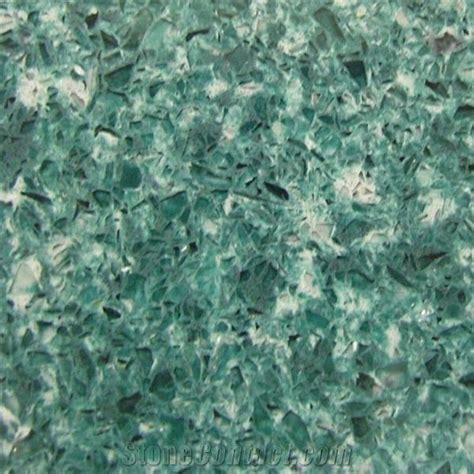 Quartz Countertops Green by Seashell Green Quartz Yq031s From China
