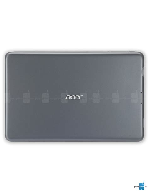 Tablet Acer acer iconia tab a110 specs