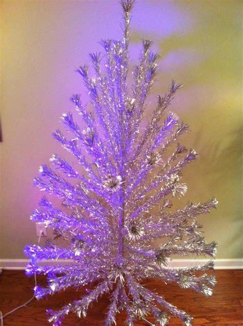 peco aluminum christmas tree 367 best aluminum trees images on retro vintage