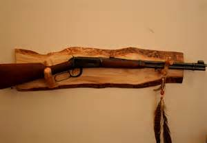 gun display rack a57 aspen with pine by rockymtnliving