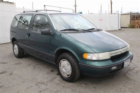 where to buy car manuals 1993 mercury villager instrument cluster service manual 1993 mercury villager manual transmission fill speed sensor new for nissan