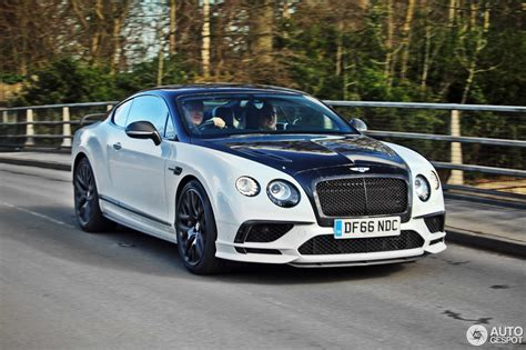 bentley continental supersports bentley continental supersports coup 233 2018 8 march 2017