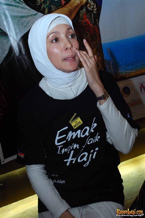 henidar amroe cari jodoh dengan jilbab kapanlagi