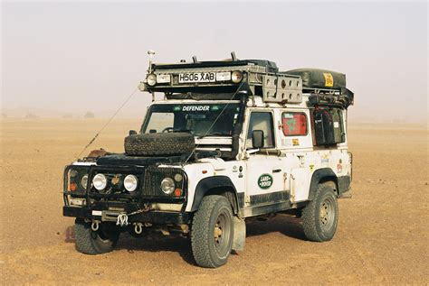 land rover overland the last land rover defender expedition portal