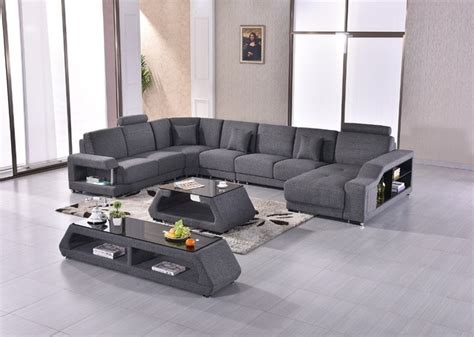 2018 sofas for living room chaise promotion new fabric