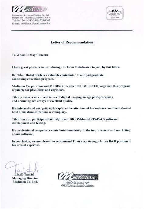 Letter Of Recommendation Key Points key features recommendation letter employment novasatfm tk