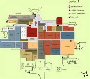 Medical Center Floor Plan Floor Plans Seton Medical Center Williamson