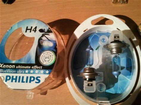 autolen philips blue vision philips blue vision ultra xenon ultimate effect h7