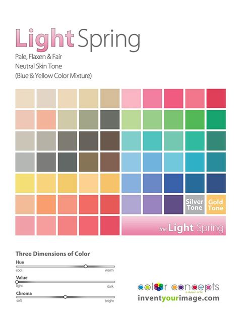 springs lights best 25 light palette ideas on what is