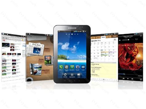 Tablet Samsung P1010 samsung galaxy tab gt p1010 16gb sunnysoft