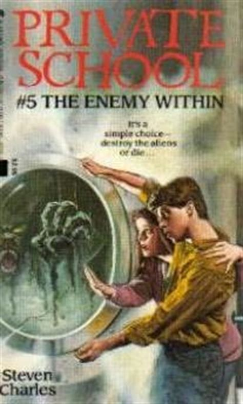 i survived the enemy in the house books the enemy within school book 5 by steven charles