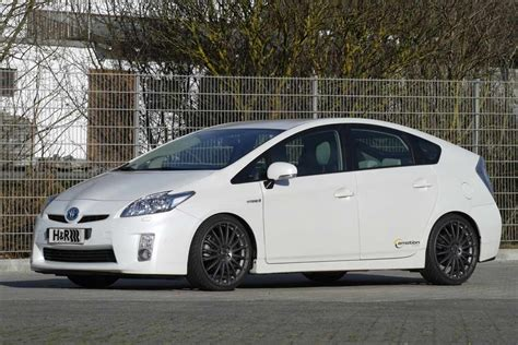 H R Auto Tuning by H R Toyota Prius Freude Am Sparen Auto Tuning News