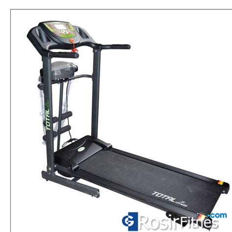 Treadmill Electric Tl 8066 Treadmil Elektrik 3 Fungsi Motor 2 5hp treadmill listrik tl 222c 1hp small electrik grosirfitnes
