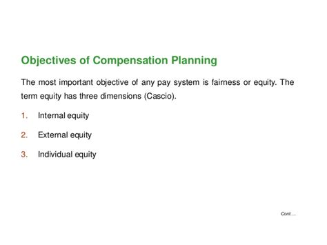 Compensation Management Notes For Mba by Mba Ii Hrm U 3 4 Compensation Administration
