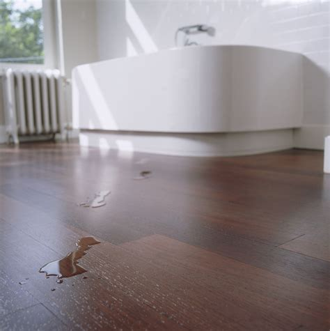 bathtub floor is a hardwood floor right for your bathroom