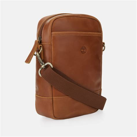 timberland tuckerman leather small items bag messenger