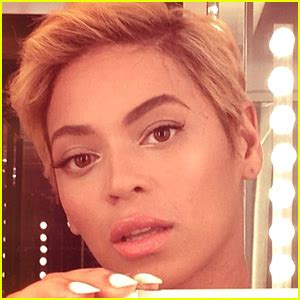 beyonce cuts hair debuts new super short amp pixie haircut