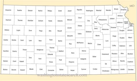Kansas Search Kansas County Map Printable Related Keywords Kansas