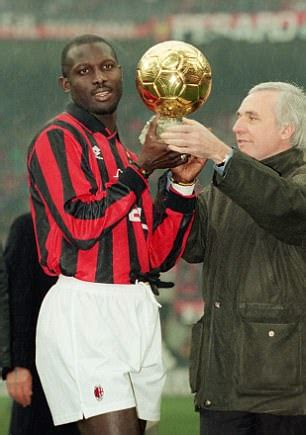 george weah gunning to become liberia's president | daily