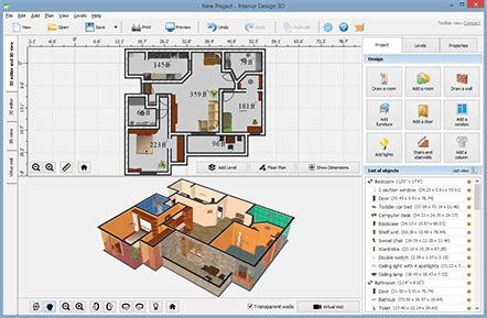 floor plans software interior design 3d smart interior design software