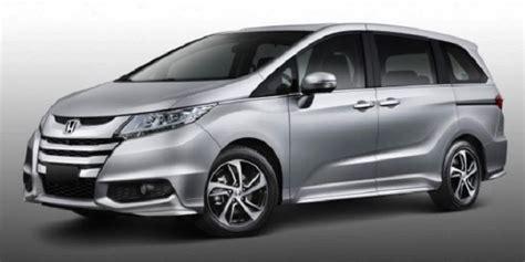 honda odyssey mileage 2015 honda odyssey gas mileage 2018 car reviews prices