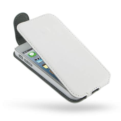 Housing Casing Fullset Apple Iphone 5s Best Quality iphone 5 5s leather flip top white pdair wallet