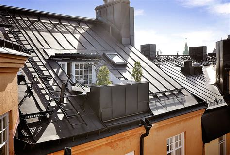 Apartment Building Roof Attic Apartments With Roof Styles