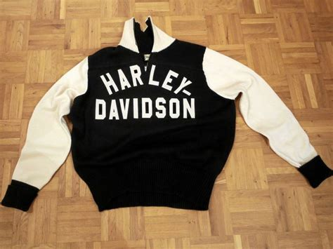 Sweater Rompi Harley Davidson vintage racing sweater retro racing racing