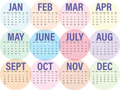 bid in italiano vector gratis calendario negocio 2018 semana imagen