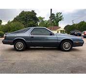 1984 Chrysler Laser For Sale