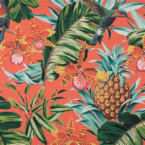 tropical drapery fabric paradise happiness tropical drapery fabric sw61041