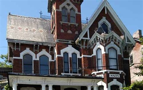 victorian villa gothic revival accents and queen anne brockville is absolutely dripping with fabulous victorian